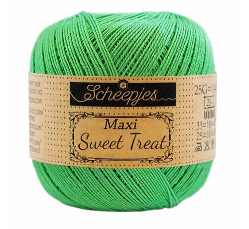 Scheepjes Scheepjes Maxi Sweet Treat 389 Apple Green