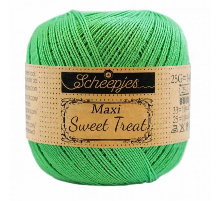 Scheepjes Maxi Sweet Treat 389 Apple Green