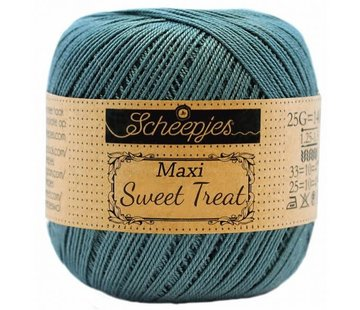 Scheepjes Scheepjes Maxi Sweet Treat 391 Deep Ocean Green