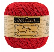 Scheepjes Scheepjes Maxi Sweet Treat 722 Red