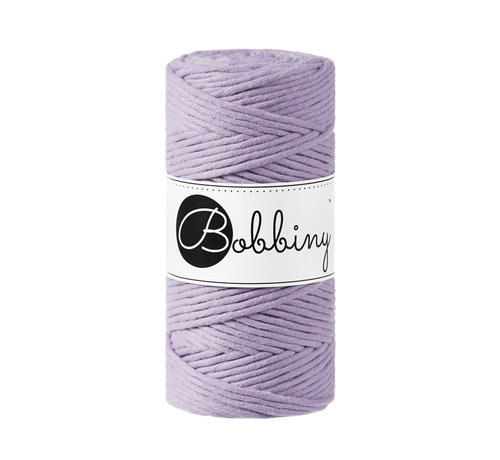 Bobbiny Bobbiny Macrame cord 3mm Lavender