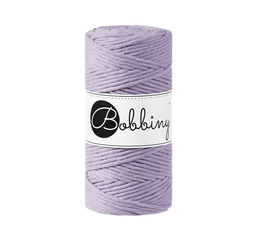 Bobbiny Macrame cord 3mm Lavender