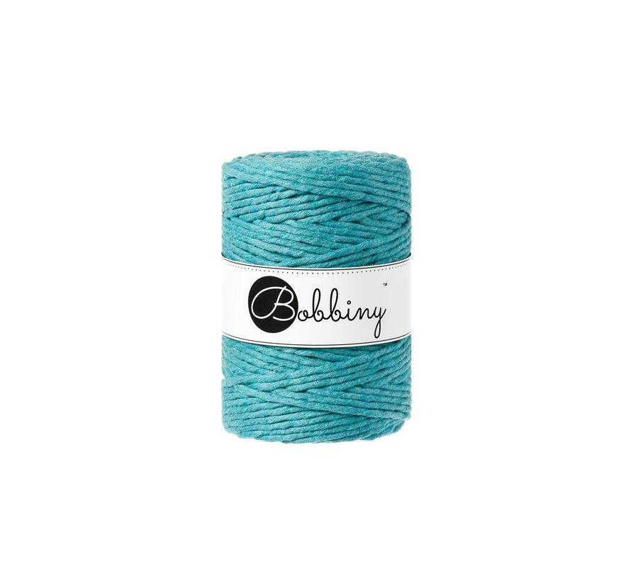 Bobbiny Macrame cord 5mm Teal