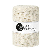 Bobbiny Bobbiny Macramé cord 5mm Natural Golden