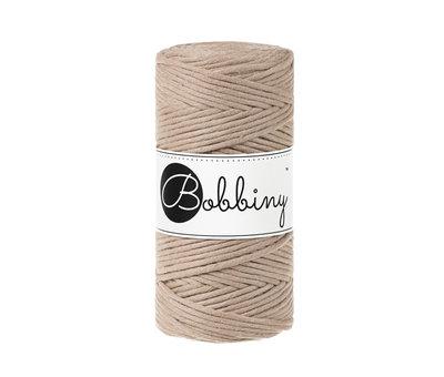 Bobbiny Bobbiny Macramé cord 3mm Sand