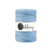 Bobbiny Bobbiny Macrame cord 5mm Baby blue