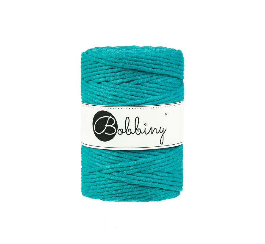 Bobbiny Macrame cord 5mm Wild mint