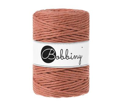Bobbiny Bobbiny Macrame cord 5mm Terracotta