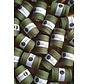Bobbiny Macrame cord 5mm Avocado golden