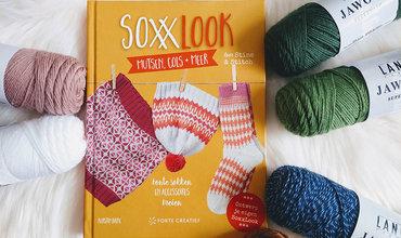 Soxx Look - Kerstin Balke | Marlaine's boek reviews