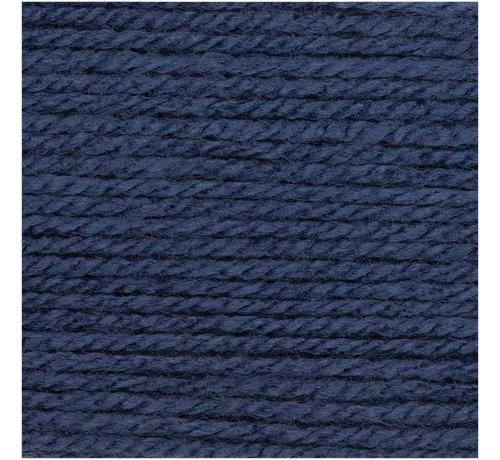 Rico Design Basic Soft Acryl DK 019 Mittelblau