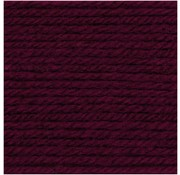 Rico Design Basic Soft Acryl DK 009 Bordeaux