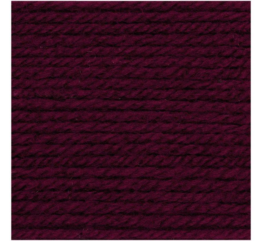 Basic Soft Acryl DK 009 Bordeaux