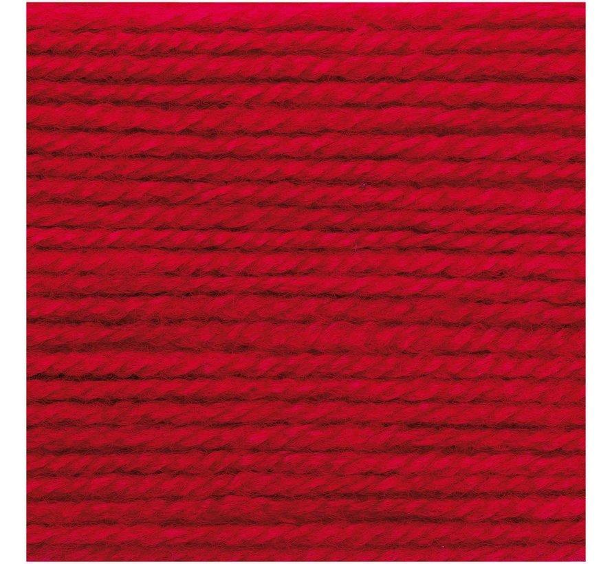 Basic Soft Acryl DK 007 Rot