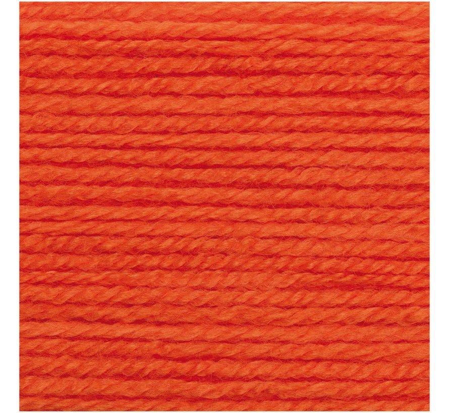 Basic Soft Acryl DK 006 Orange