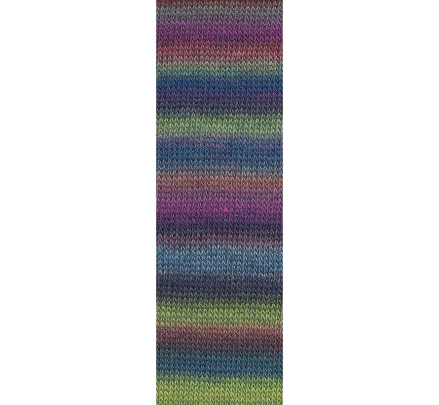 Lang Yarns Millecolori Socks&Lace Luxe 106