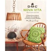 Uitgeverij DMC Nova Vita Patronenboek 15 Designs