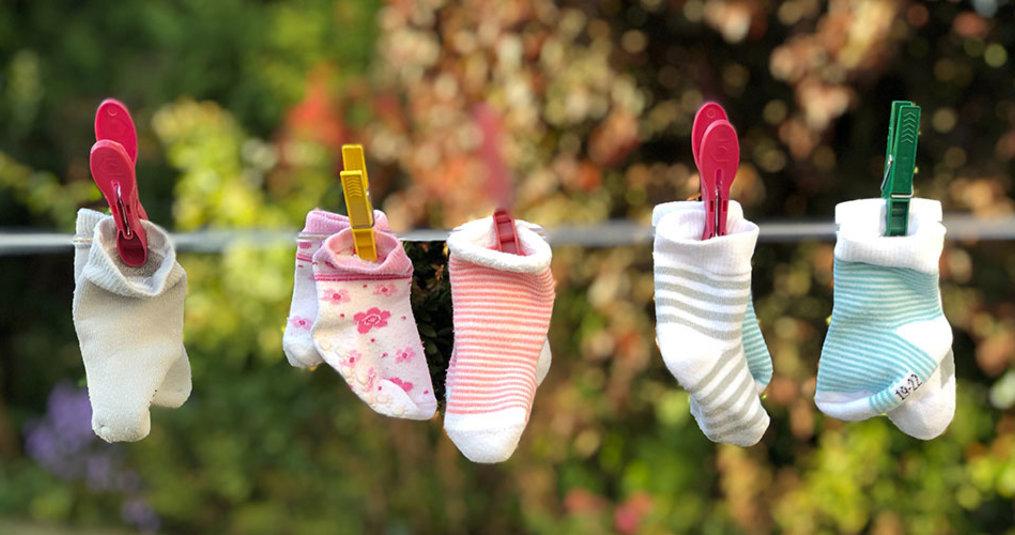 Hoe lang ben je bezig met het breien van een sok?