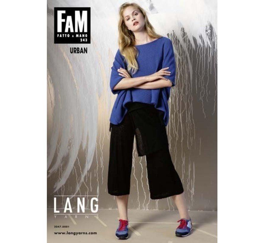 Lang Yarns FaM Fatto a Mano 243 Urban