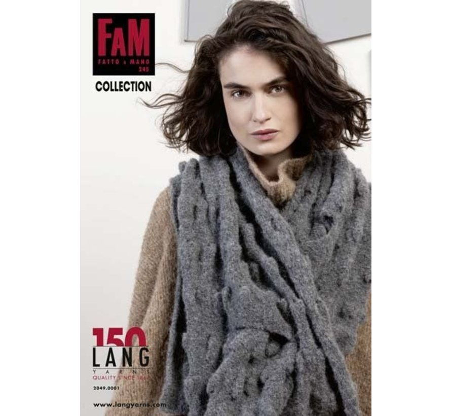 Lang Yarns FaM Fatto a Mano 245 Collection