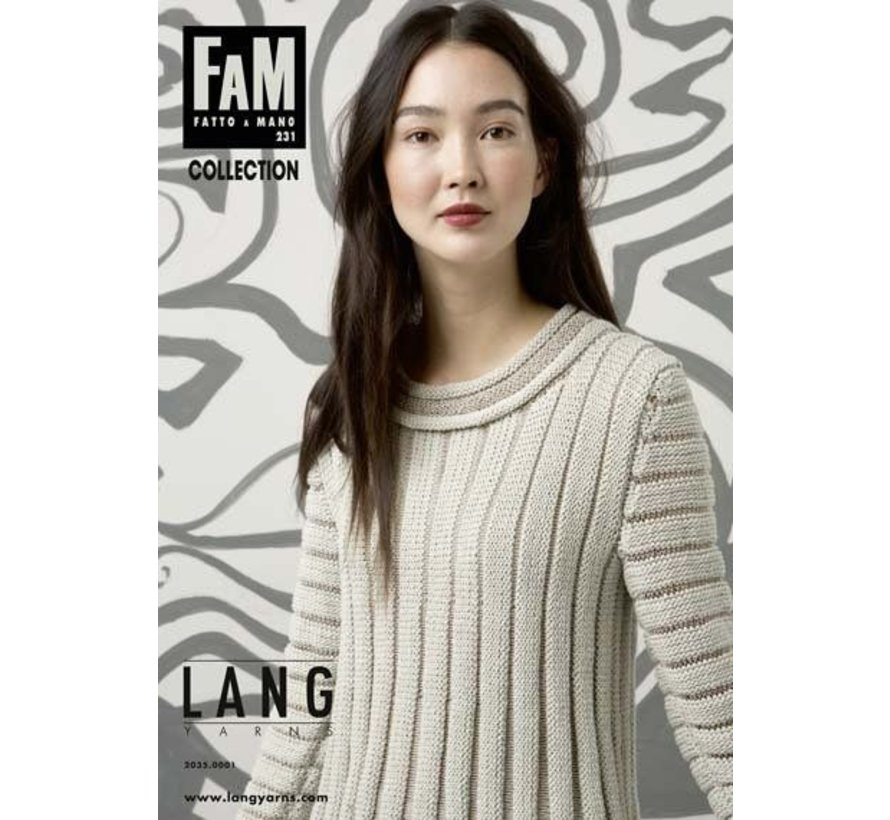 Lang Yarns FaM Fatto a Mano 231 Collection