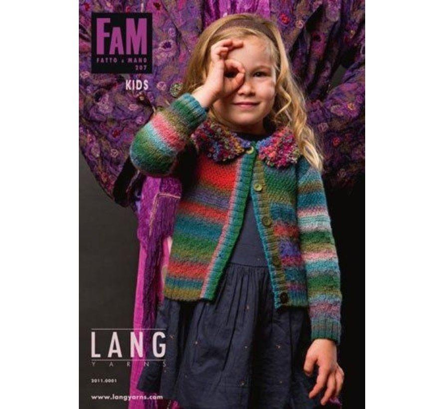 Lang Yarns FaM Fatto a Mano 207 Kids