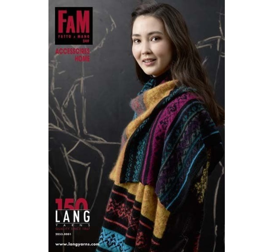 Lang Yarns FaM Fatto a Mano 249 Accessoires Home