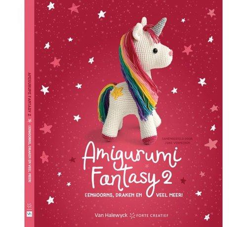 Uitgeverij Amigurumi Fantasy 2 - Joke Vermeiren