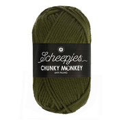 Scheepjes Scheepjes Chunky Monkey 1027 Moss Green