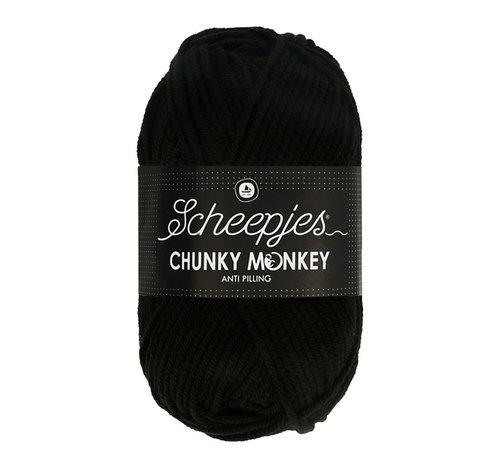 Scheepjes Scheepjes Chunky Monkey 1002 Black
