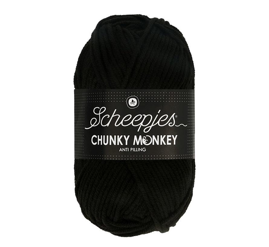 Scheepjes Chunky Monkey 1002 Black