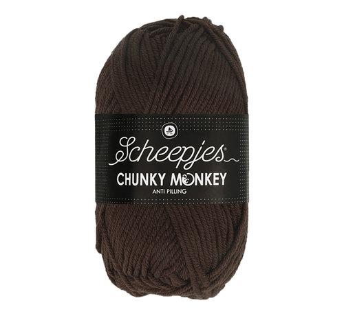 Scheepjes Scheepjes Chunky Monkey 1004 Chocolate