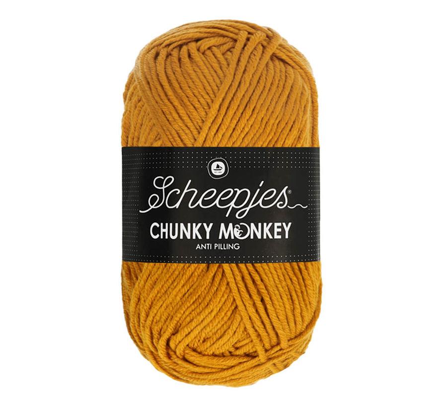 Scheepjes Chunky Monkey 1709 Ochre