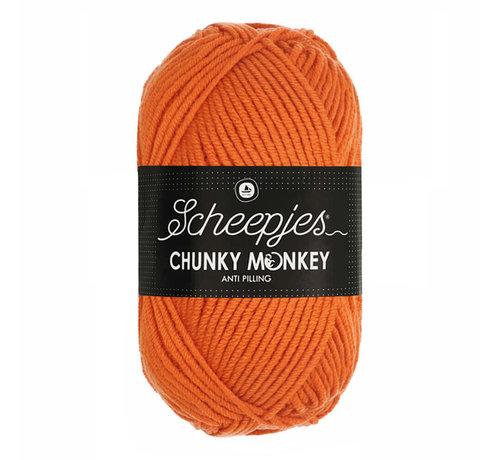 Scheepjes Scheepjes Chunky Monkey 1711 Deep Orange