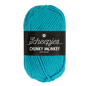 Scheepjes Scheepjes Chunky Monkey 1068 Turquoise