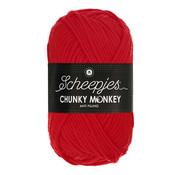 Scheepjes Scheepjes Chunky Monkey 1010 Scarlet