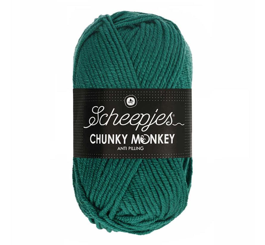 Scheepjes Chunky Monkey 1062 Evergreen