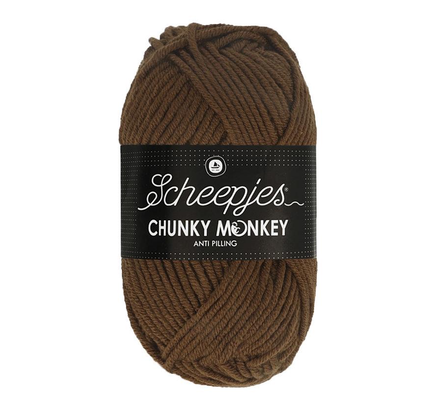 Scheepjes Chunky Monkey 1054 Tawny
