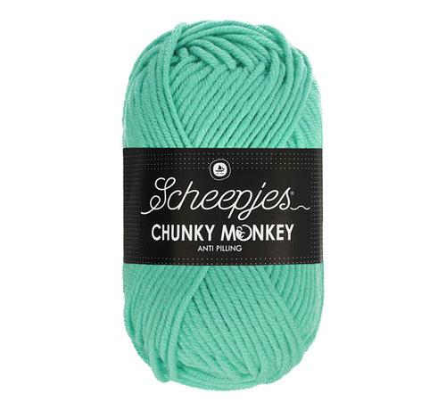 Scheepjes Scheepjes Chunky Monkey 1422 Aqua