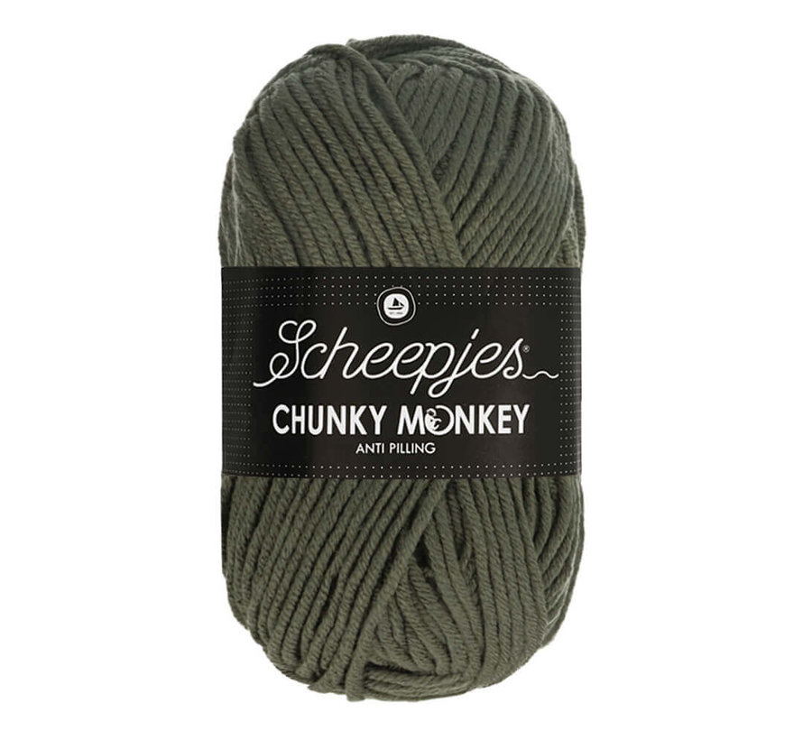 Scheepjes Chunky Monkey 1063 Steel