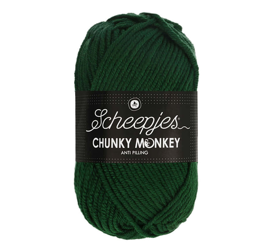 Scheepjes Chunky Monkey 1009 Pine