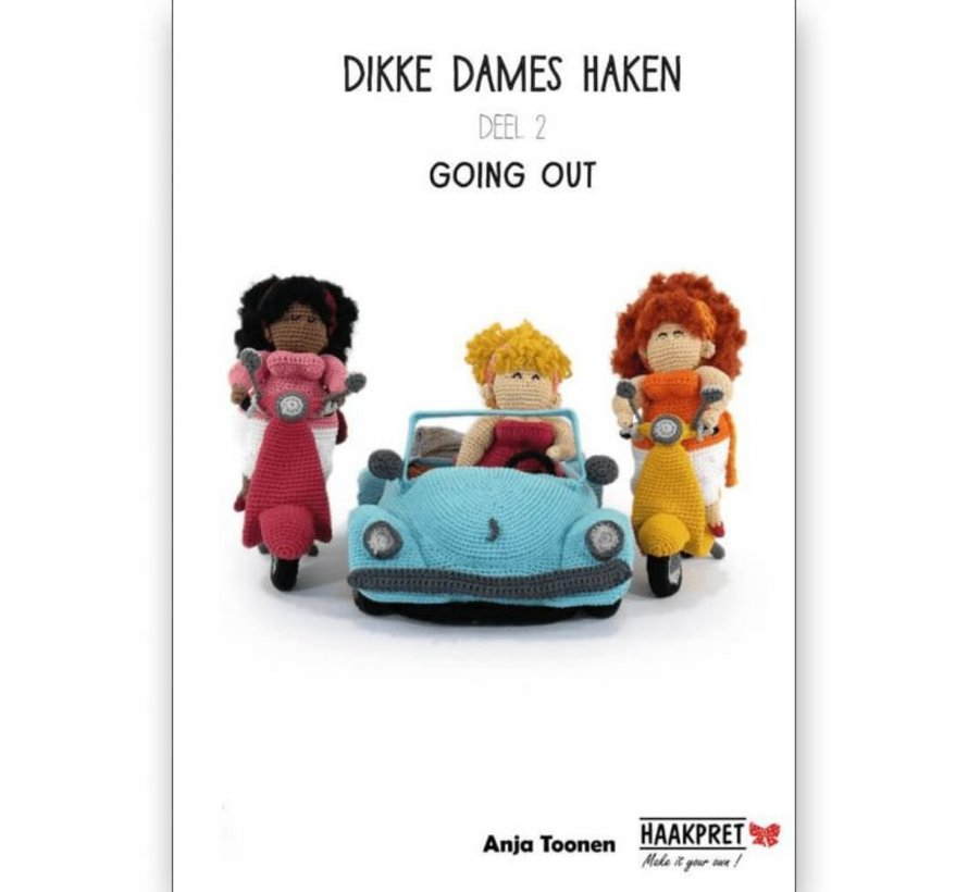 Dikke Dames Haken deel 2 Going Out