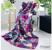 Scheepjes Royal Garden Crochet Blanket River Washed / Stone Washed