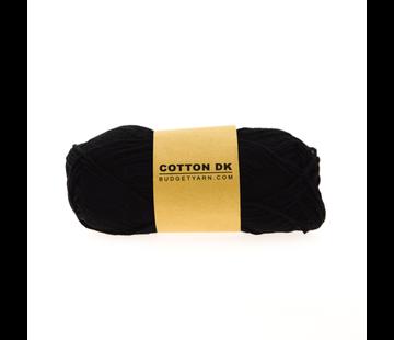 Budget Yarn Budget Yarn Cotton DK 100 Black