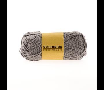 Budget Yarn Budget Yarn Cotton DK 096 Shark Grey