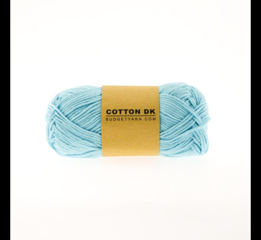 Budget Yarn Cotton DK 074 Opaline Glass