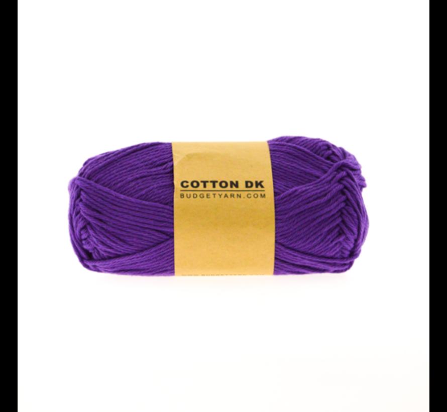 Budget Yarn Cotton DK 055 Lilac