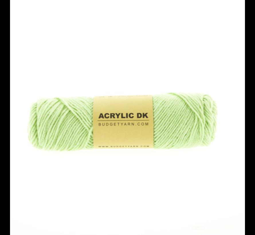 Budget Yarn Acrylic DK 081 Lettuce