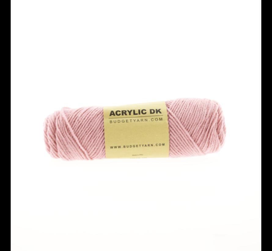 Budget Yarn Acrylic DK 048 Antique Pink