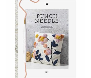 Rico Design Rico Design Punch Needle No 1